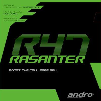 画像1: 【ラザンター】RASANTER-R47