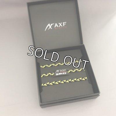 画像2: 【超ヒット予告】AXFカラーバンド[イエロー]【2000本突破】