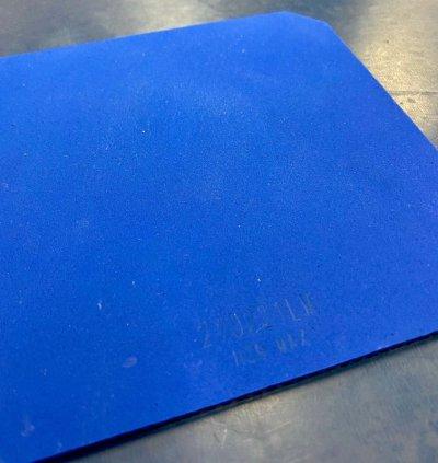 画像2: 【訳ありお試し】月ブルー黒2.2mm39度