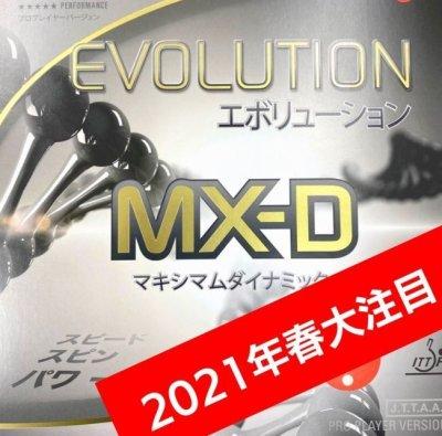 画像1: 【今春大注目】エボリューションMX-D